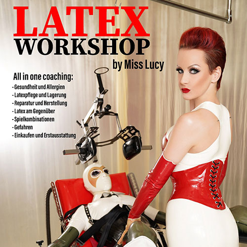 Grosser Latex Woorkshop auf der Fetish Zoo